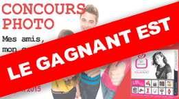 Gagnant concours photo